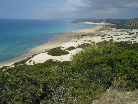 Lomat Kyproksessa toukokuussa