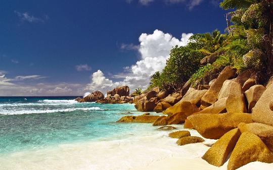 Vakantie op de Seychellen in april