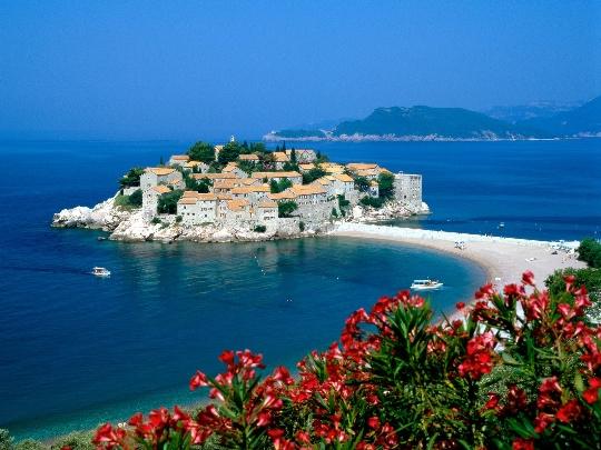 منتجعات الجبل الأسود