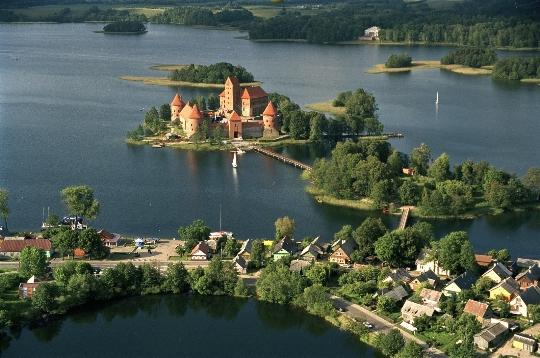 Matka Liettuaan