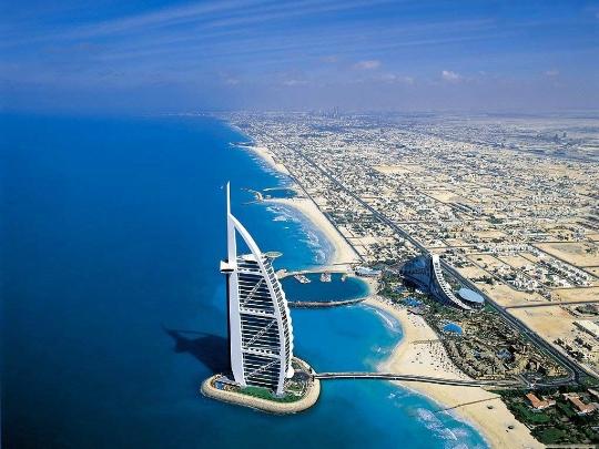 Екскурзия до ОАЕ