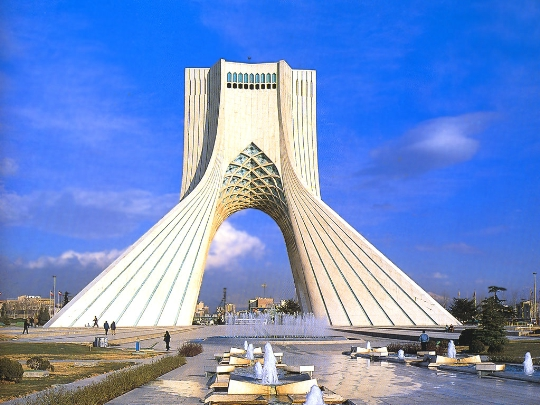 Reis naar Iran