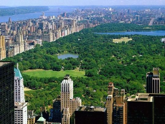 Minne mennä lasten kanssa New Yorkissa?