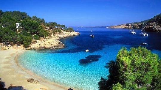 Kust van Spanje
