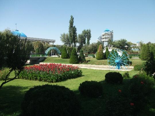 Waar te gaan met kinderen in Tasjkent?