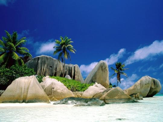 Vakantie op de Seychellen in mei