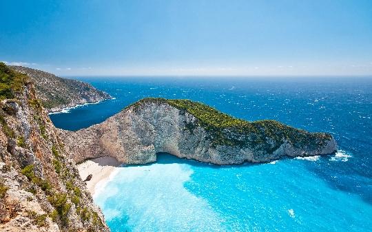 Kust van Griekenland