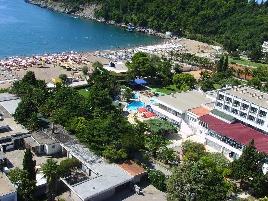 Montenegrijnse kust