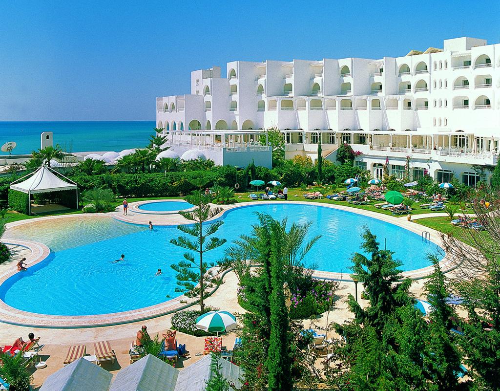 Tunisian lomakohteet
