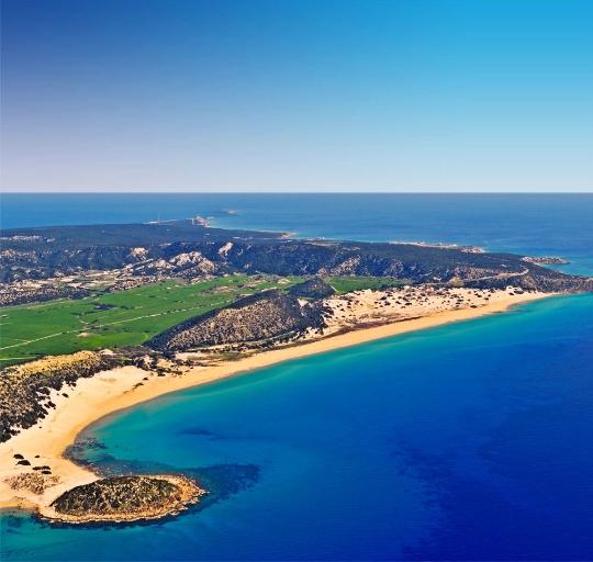 Resorts in Noord-Cyprus