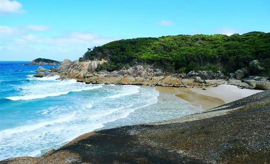 Australische kust