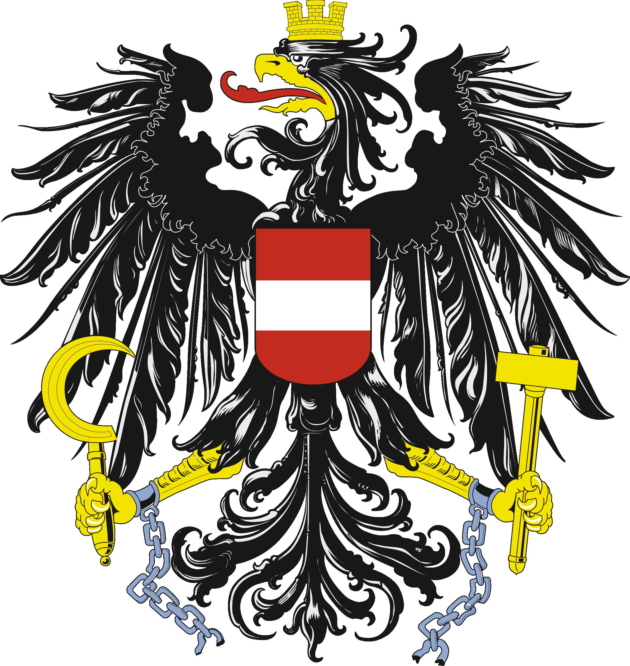 Wapen van Oostenrijk