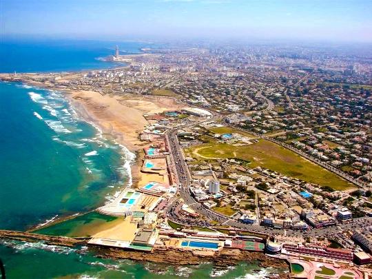 Marokon lomakohteet