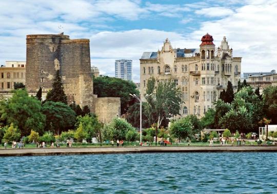 Курорти в Азербайджан