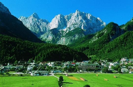 Курорти на Словения
