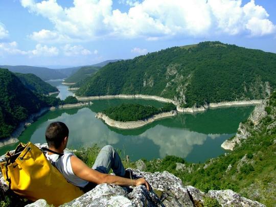 Курорти на Сърбия