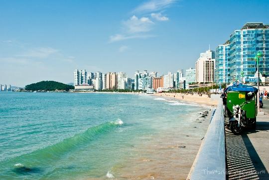 Resorts van Zuid-Korea