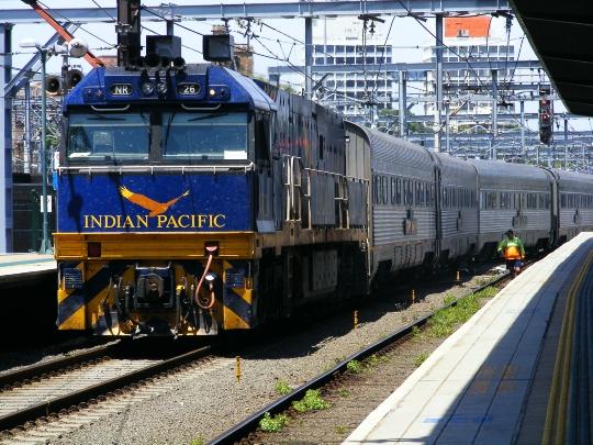 قطارات الهند