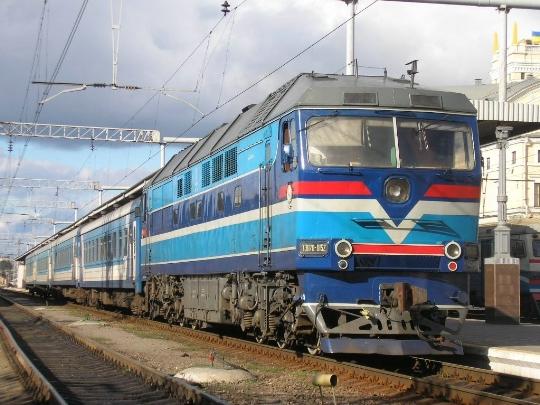 Krim-treinen