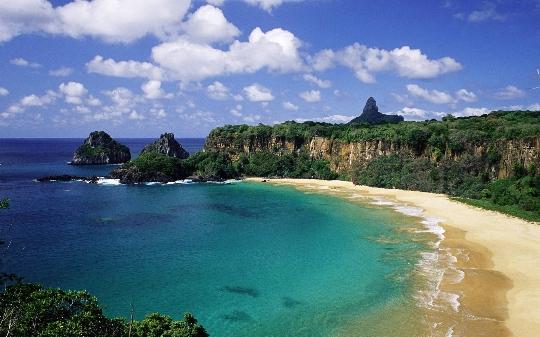 Бразилското крайбрежие