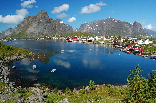 Norjan rannikko