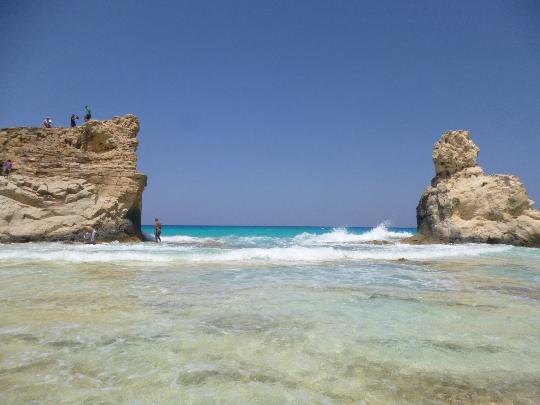 Egyptin rannikko