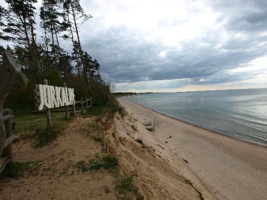 Kust van Letland