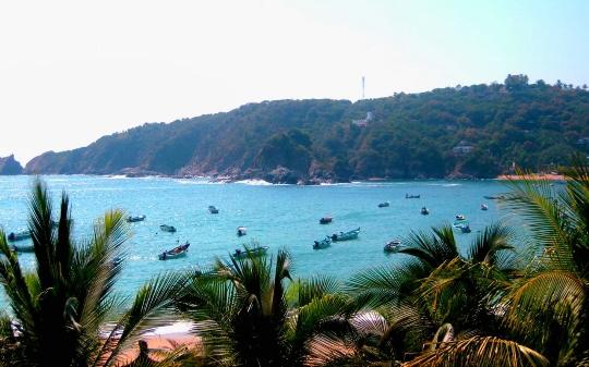 Mexico kust