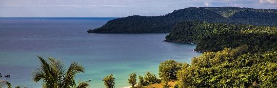 Крайбрежие на Камбоджа