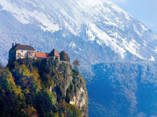 Vakantie in Slovenië in juni