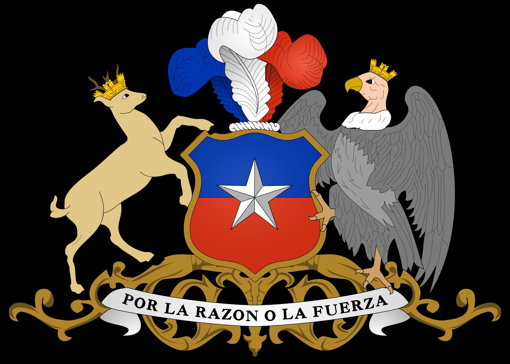 Герб на Чили
