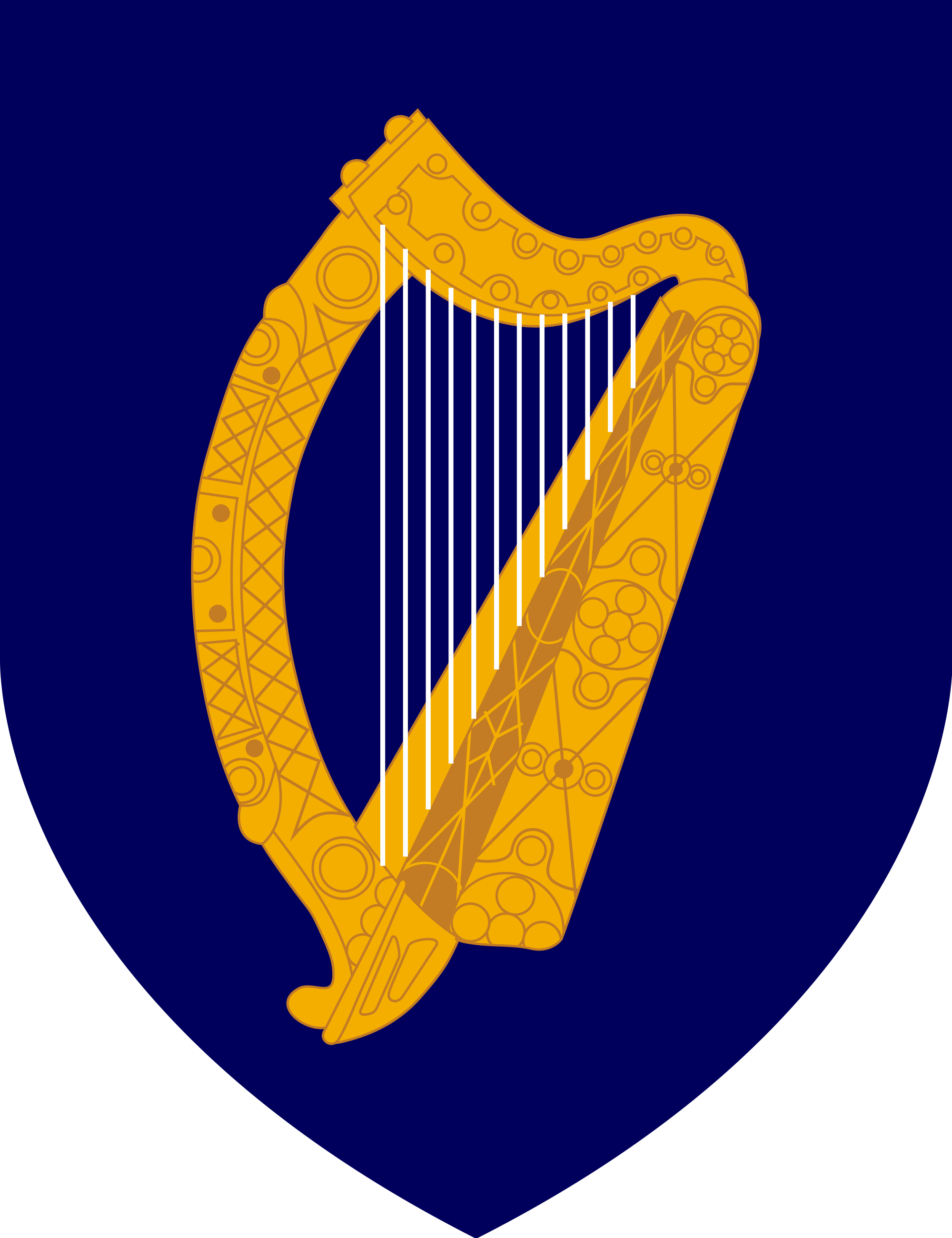Irlannin vaakuna