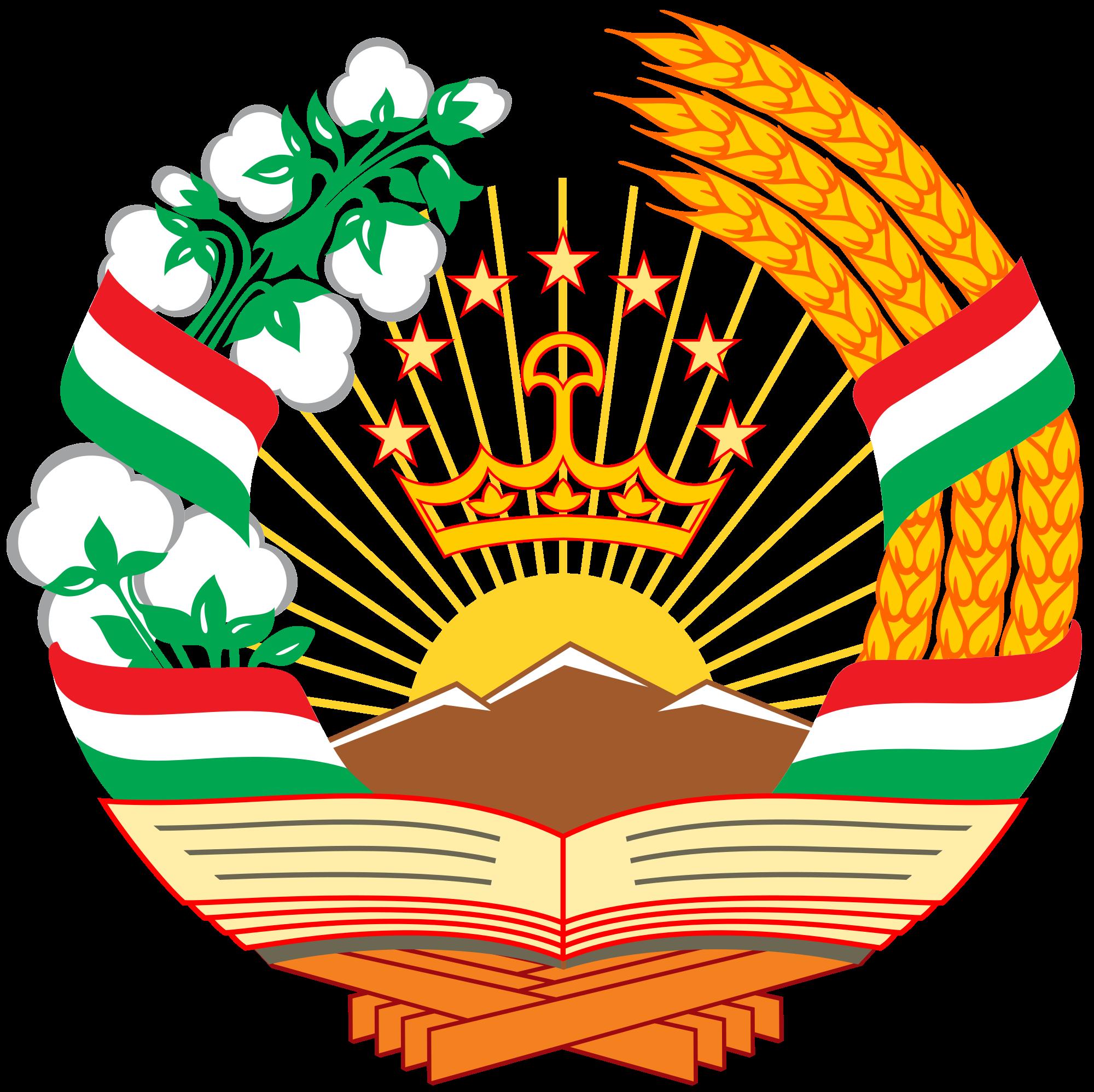 Wapenschild van Tadzjikistan