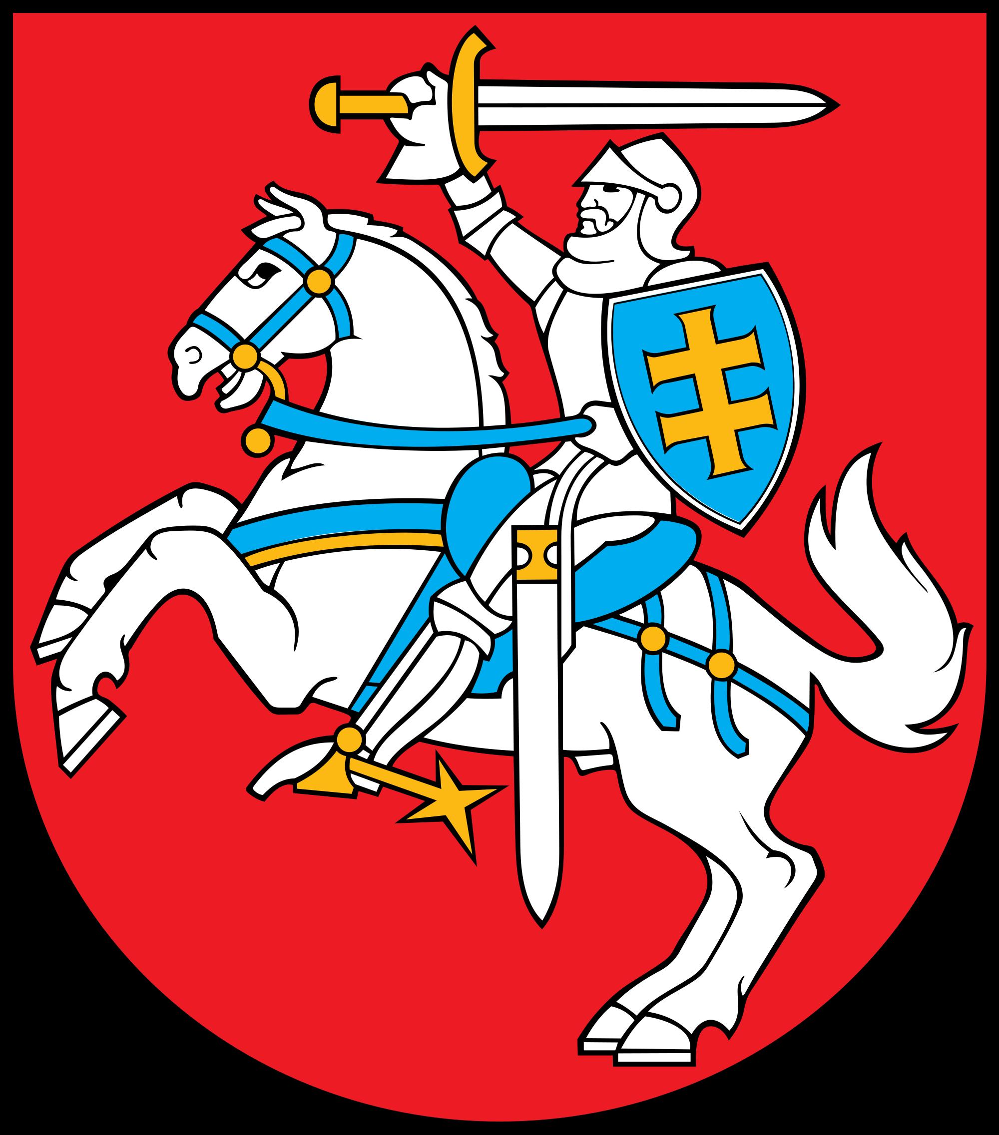 Wapen van Litouwen