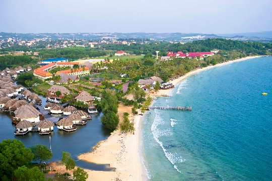 Курорти на Камбоджа