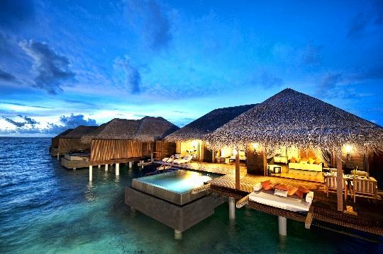 Resorts Malediven