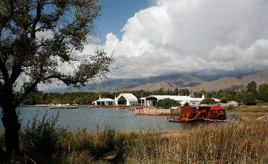 Resorts van Kirgizië