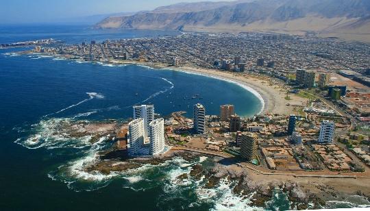 Resorts in Chili