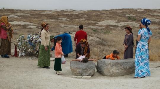 Turkmenistanin lomakohteet