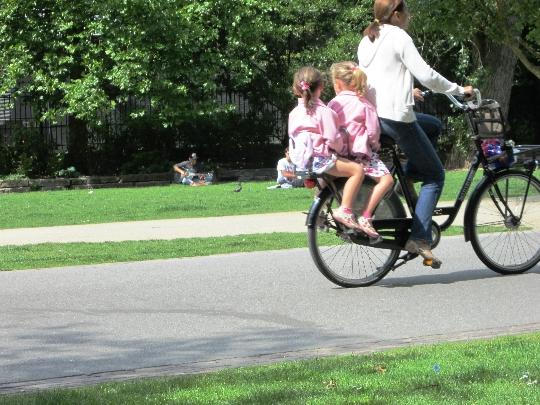 Amszterdam gyermekekkel