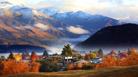Uusi-Seelanti Lomakeskukset