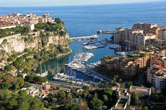 Monacon lomakohteet