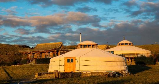Resorts van Mongolië