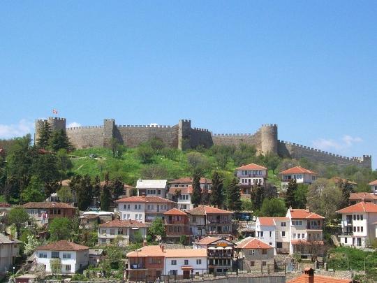 Makedonian lomakohteet