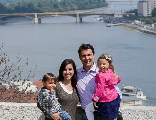 Budapest lapsille