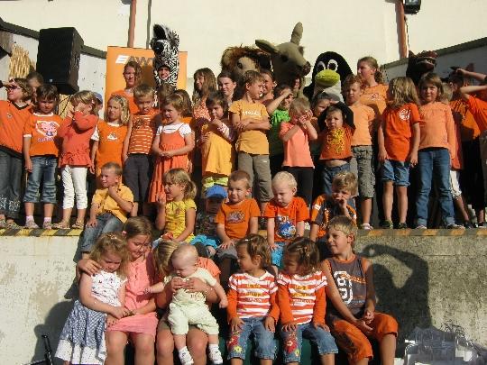 Praha lapsille