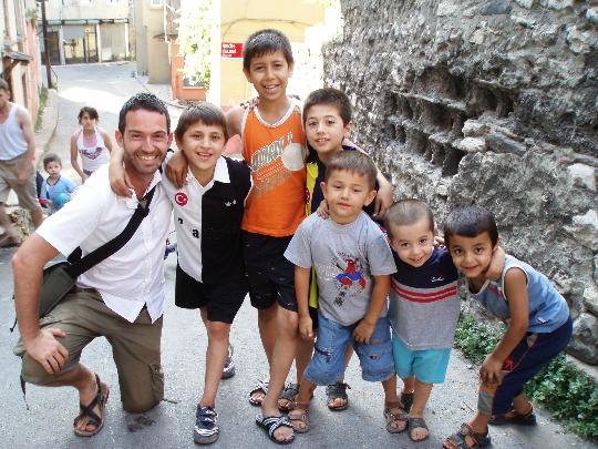 Istanbul lapsille