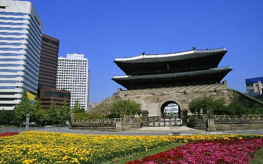 Reis naar Zuid-Korea