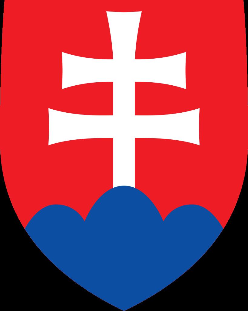 Герб на Словакия