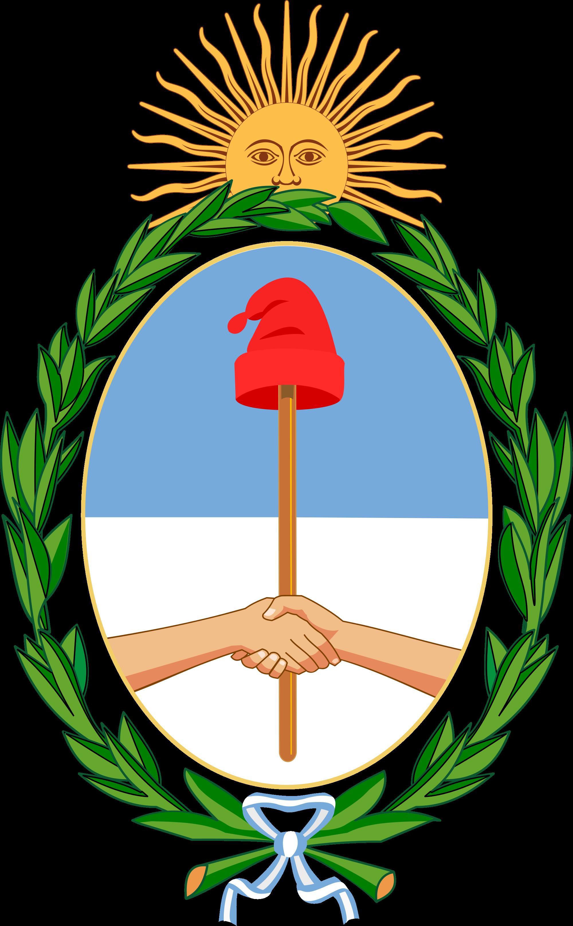 Argentiinan vaakuna